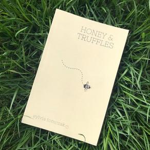 My New Book: Honey & Truffles 🍯