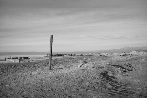 Nobody seems able to resolve the problem of the Salton Sea.  As California continues to suffer from increased water shortages and droughts, the water supply coming from the Colorado River is diverted to Los Angeles, not the sea.  It seems that politicians have their heads in the sand.  The Salton Sea is a looming disaster that no one wants to handle.