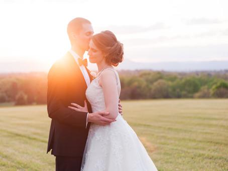 A Wedding & a Family Heirloom