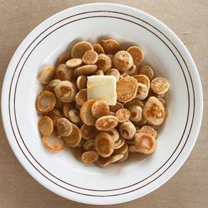 Testing Pancake Cereal