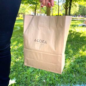 Indulging in Aegean @ Agora