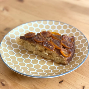 Ugly Delicious Kumquat Upside Down Cake