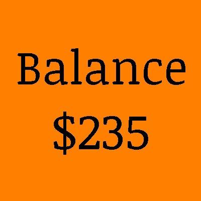 Scene Study - Balance