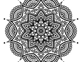 Mandala Art: A string of hope which can attach youth with themselves