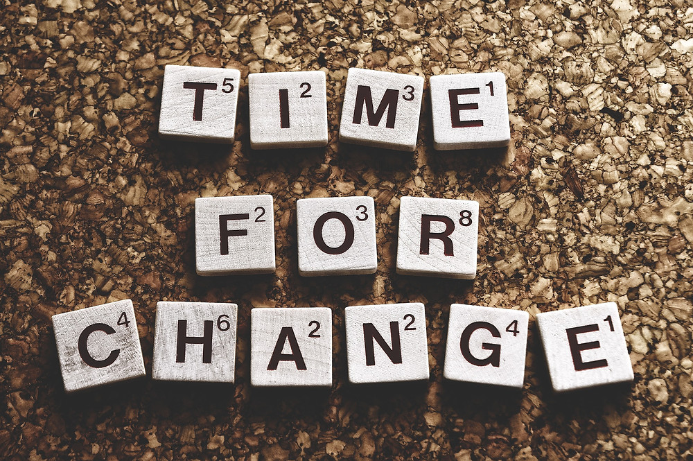 To influence people one needs to initiate  change in one's life