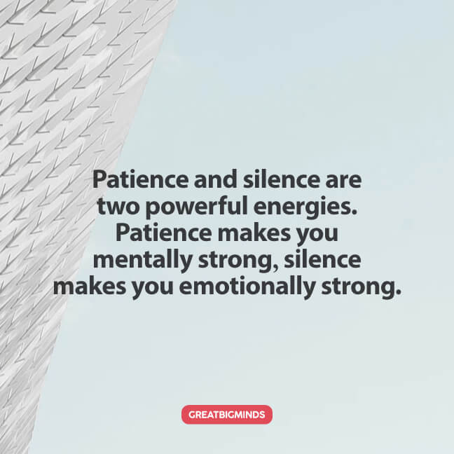 Become an emotionally strong person