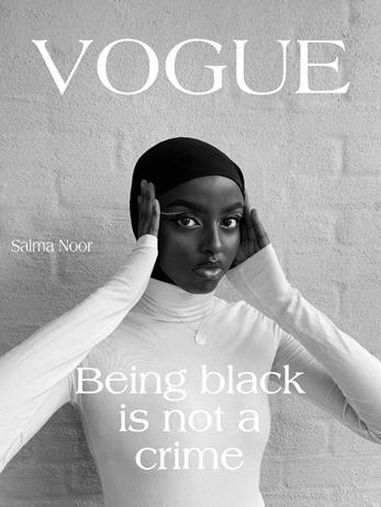 Vogue black lives matter #phrazis