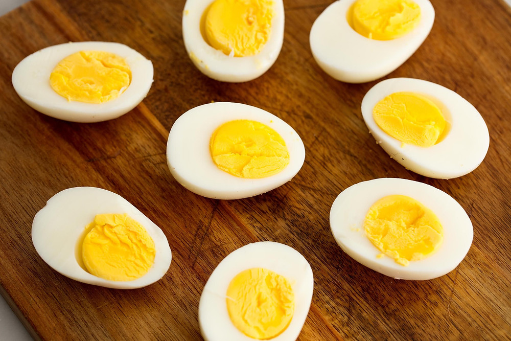 Eggs help to increase muscle mass