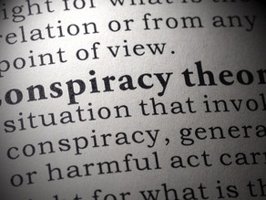 Why do conspiracy theories spread faster than the truth?