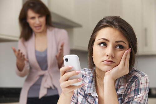 Stop nagging with parents