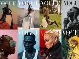 The #VogueChallenge: More than just a creative flex