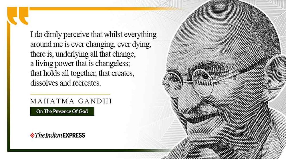 Gandhi mental illness