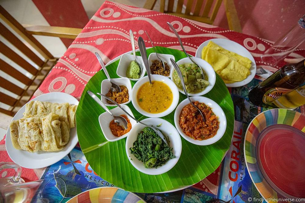 Mauritius food delicacies