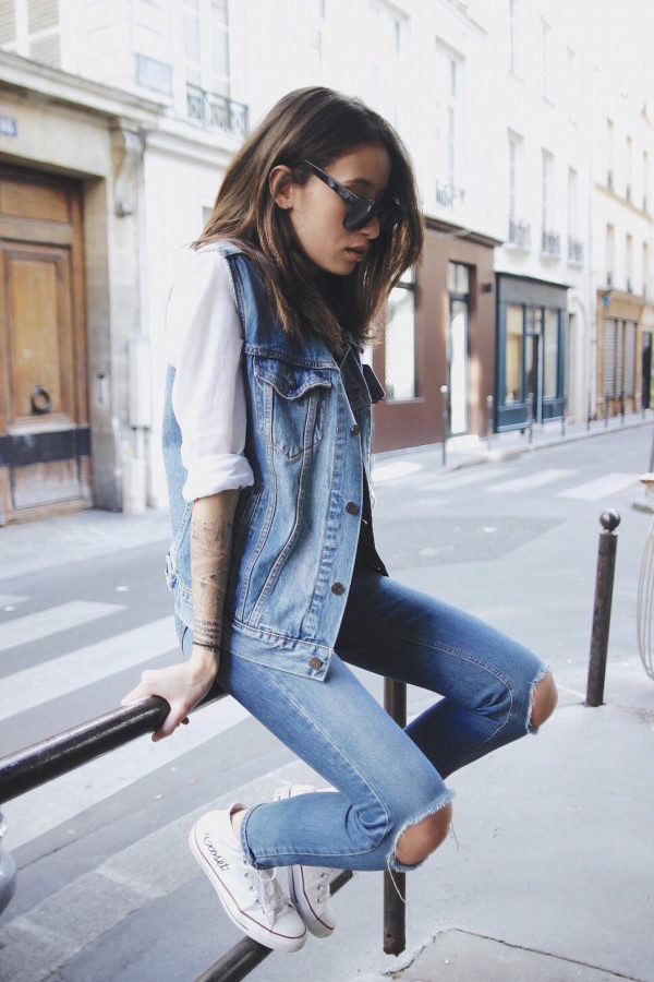 Party Look Denim