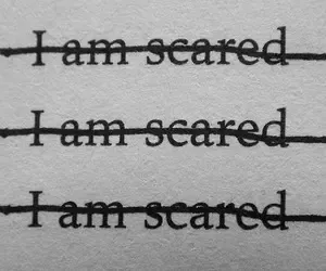 Never be scared