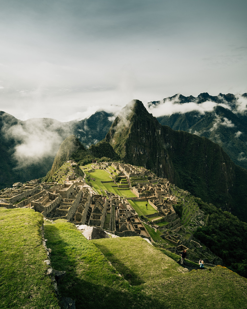 The beauty  of Peru