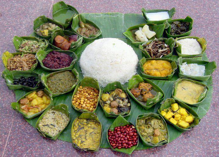 Manipuri Dish