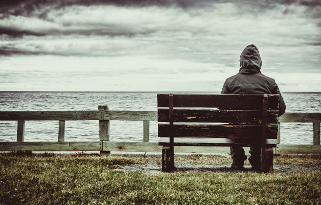 Art of being alone