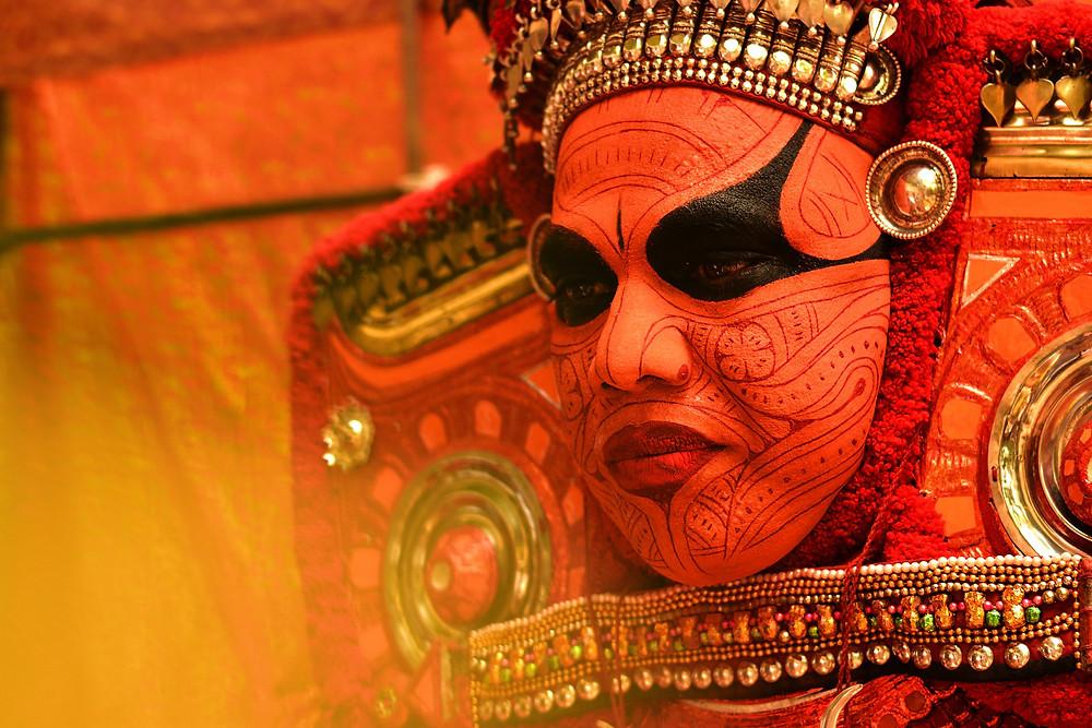 Dance form in Kerela