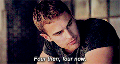 Four from divergent