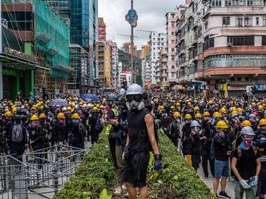 Is 2047 already for Hong Kong?