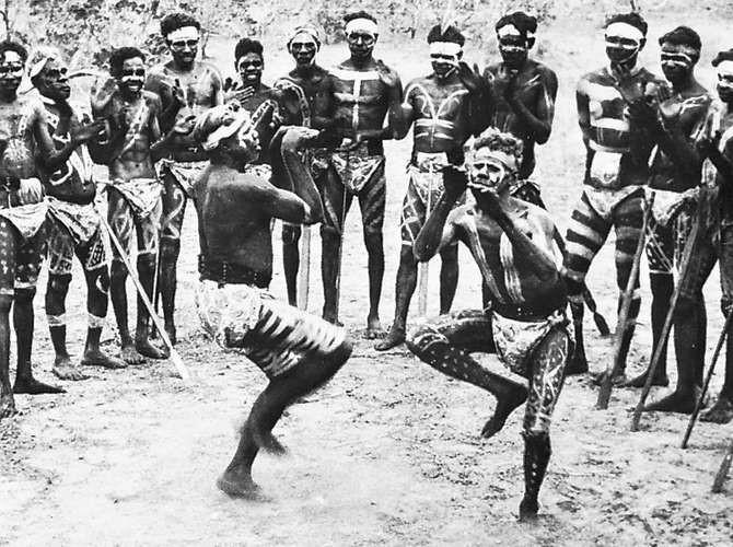 Aboriginals of Australia