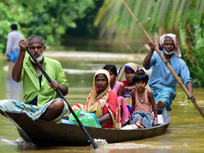 The Tyranny of Assam Floods