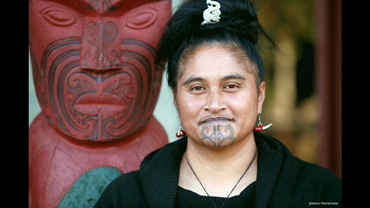 Ta Moko of New Zealand tradition