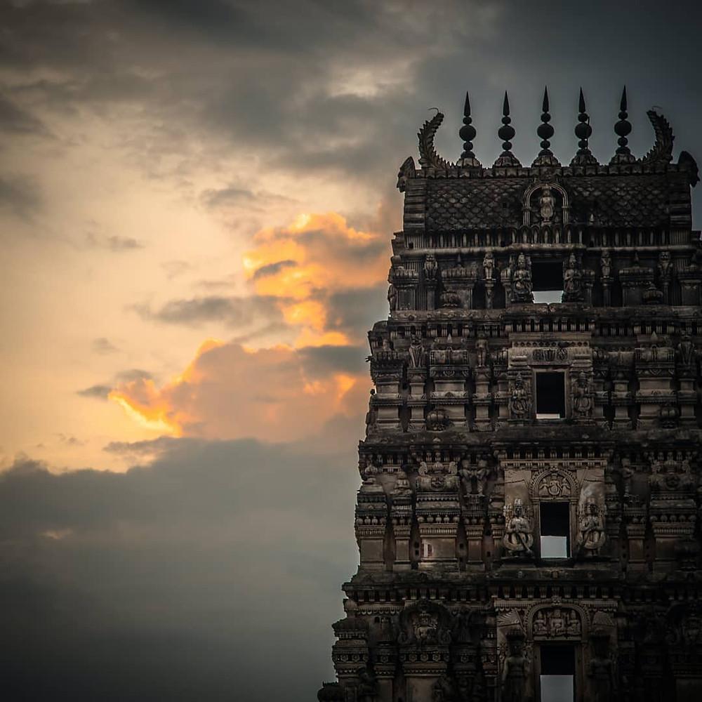 Padmanabhaswamy Temple in Kerela