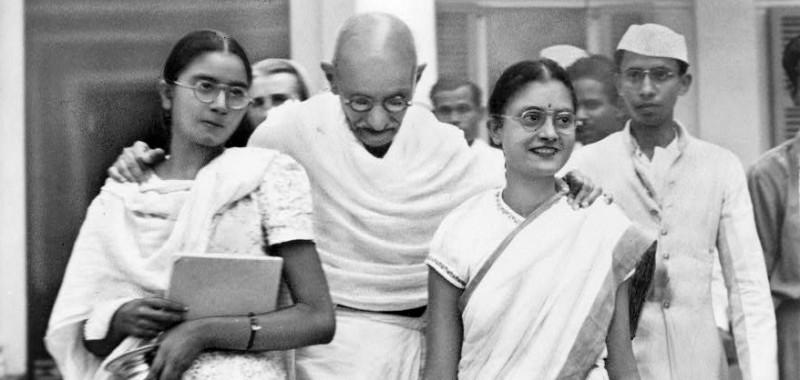Gandhi mental health