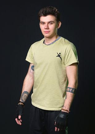 Ситников Алексей, персональный тренер по фитнесу и бодибилдингу в фитнес-клубе Максфит Москва