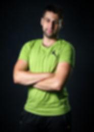 Джикия Роман, персональный тренер фитнес-клуба Максфит Москва
