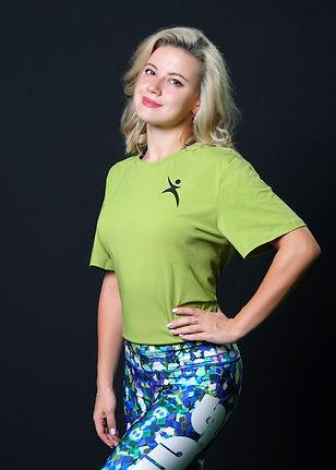 Бодрова Мария, лицензированный инструктор в фитнес-клубе Максфит Москва