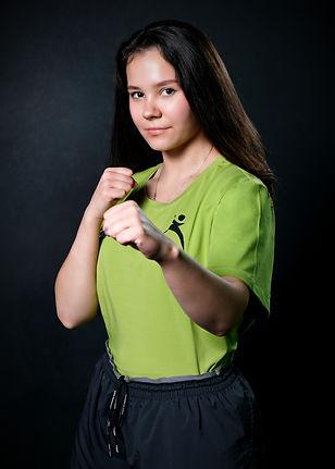 Травина Дарья, персональный тренер по фитнесу и единоборствам в фитнес-клубе Максфит Москва