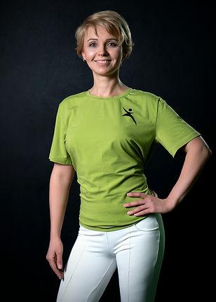Асмолова Екатерина, персональный тренер по фитнесу и бодибилдингу в клубе Максфит Москва