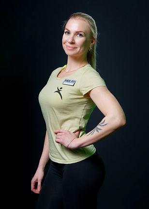 Большакова Ольга, сертифицированный персональный и групповой тренер в фитнес-клубе Максфит Москва