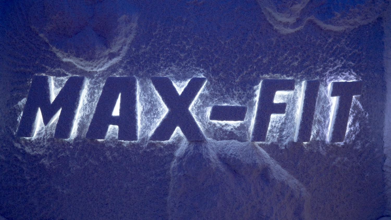 """Соляная комната в """"MAX-FIT"""""""