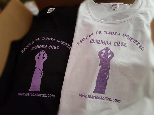 CAMISETA Escola de dansa oriental Mariona Cruz