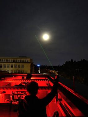 Sternwarte auf dem SFN