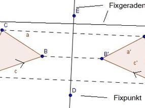 P22 Geometrische Abbildungen: Kongruenzabbildungen