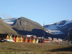 Longyrbyen, Svalbard