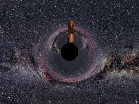 KP und die Sehnsucht nach dem Schwarzen Loch