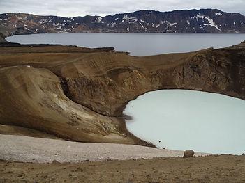 Island: Askja