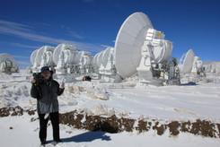 ALMA, 5100 m