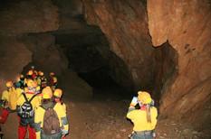 Höhle, Ardeche