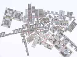 Algorithmic City Plan 1