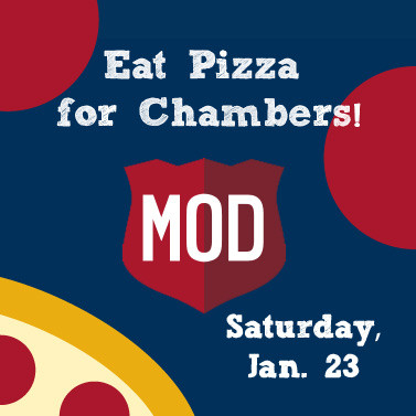 We're Having another MOD Pizza Takeover Fundraiser this Saturday!
