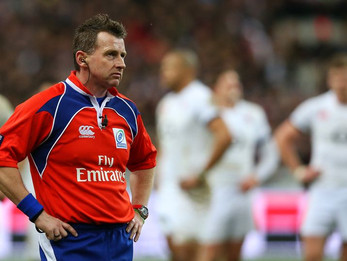 NIGEL OWENS, WE GONNA MISS YOU!!!