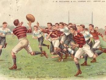 ทำไมถึงเรียก Rugby Football ???