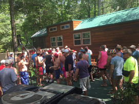 Party at Site 305